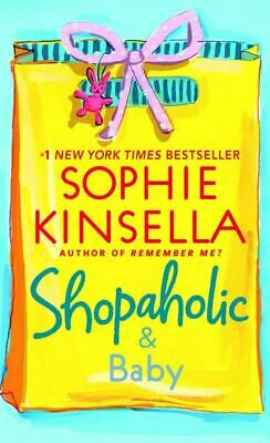 Shopaholic: Shopaholic & Baby By Sophie Kinsella (Paperback) Fast And FREE P & P • 2.65£