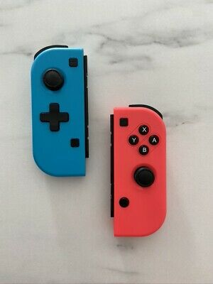 $26 • Buy For Nintendo Switch/Lite Joy-Con Bluetooth Game Controllers Replacement Gamepad