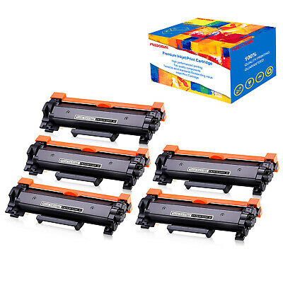 AU69.99 • Buy 5x TN-2450 CHIPPED Toner For Brother MFC-L2713DW MFC-L2730DW MFC-L2750DW L2350DW