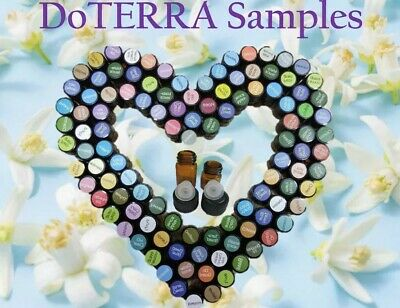 AU10.80 • Buy Doterra Sample Essential Oils Aromatherapy Vial 2ml