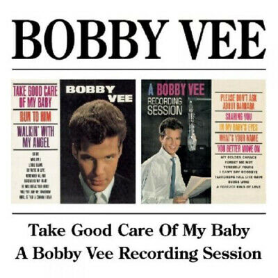 $8.66 • Buy Bobby Vee : Take Good Care Of My Baby/A Bobby Vee Recording Session CD (2008)