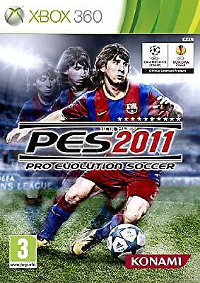 AU4.59 • Buy Pro Evolution Soccer 2011 (Xbox 360), , Used; Acceptable Game