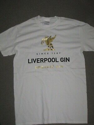 Liverpool Gin T-shirt - Small - Brand New • 4.99£