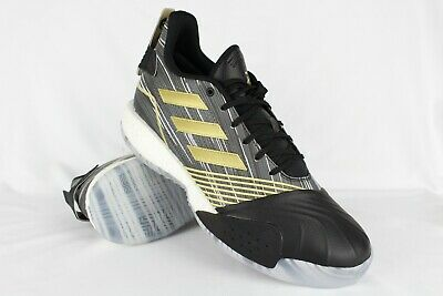 $ CDN65.20 • Buy Adidas Men's T-mac Millennium Basketball Shoe Size 13 Black/Gold EE3678