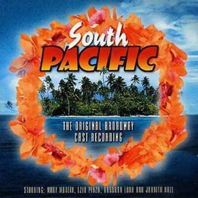 South Pacific - Original Cast Recording : South Pacific CD (2004) Amazing Value • 2.04£