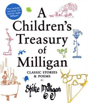 £4.43 • Buy A Children's Treasury Of Milligan: Classic Stories & Poems By Spike Milligan