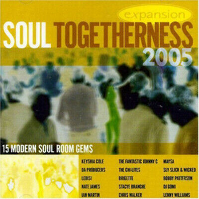 £12.97 • Buy Various Artists : Soul Togetherness 2005 CD (2009) Expertly Refurbished Product