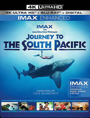 $7.74 • Buy Journey To The South Pacific UHD