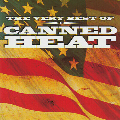 Canned Heat – The Very Best Of - CD ALBUM Our Ref 1824 • 1.49£