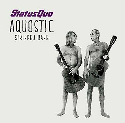 £2.11 • Buy Status Quo : Aquostic: Stripped Bare CD (2014) Expertly Refurbished Product