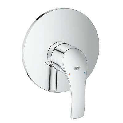 Grohe Eurosmart Single Lever Shower Mixer 19451002 Mixer Tap Bathtub • 79.07£