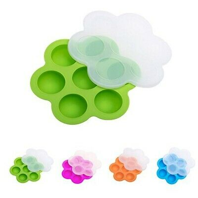 $7.56 • Buy 7 Holes Egg Bites Mold Silicone For Instant Pot Instant Pot Accessories Fit Tray