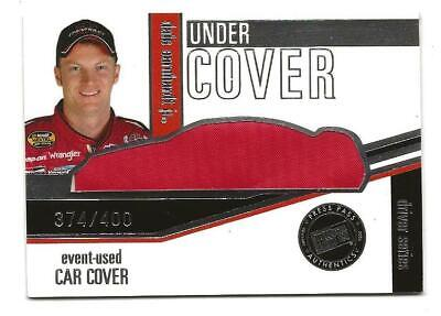 $3.99 • Buy 2006 Nascar Press Pass Eclipse Car Cover Dale Earnhardt Jr.  Card # Ucd3 374/400