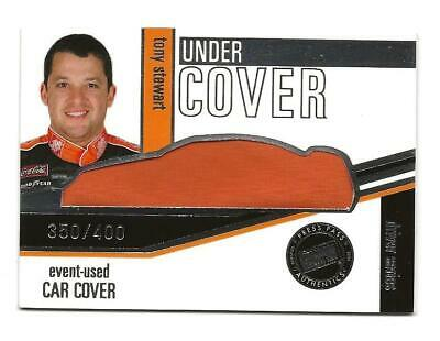 $3.99 • Buy 2005 Nascar Press Pass Eclipse Car Cover Tony Stewart  Card # Ucd9  350/400
