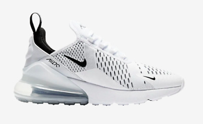 $108 • Buy Nike Men's Air Max 270 Athletic Running Shoes White