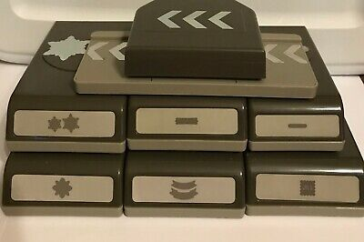 $39.99 • Buy LOT Stampin' Up! Retired Punches LOT