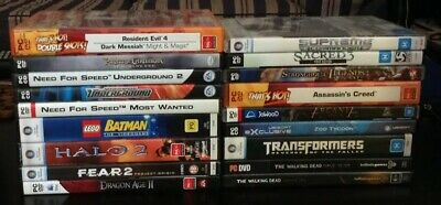 AU20 • Buy PC Windows Game Collection - Select A Title