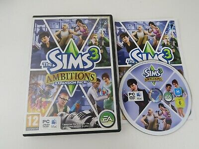 The Sims 3 - Ambitions Expansion Pack - PC/ MAC • 2.99£