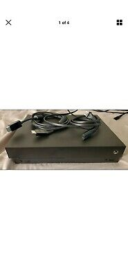 $67 • Buy Microsoft Xbox One X 1TB Console For Parts Only. Turns On HDMI Connection Issue
