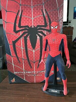 $289.99 • Buy Hot Toys MMS143 Spiderman Spider-Man 3 1:6 Action Figure Tobey Maguire Rami US
