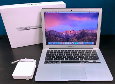 $659 • Buy 2017 AWESOME MacBook Air 13 Core I5 8GB 128GB LAPTOP OFFICE 2019 CATALINA