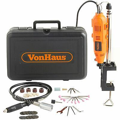 135W Multi Tool With 40Pc Accessory Set Dremel Drill Sand Grinder Polisher Kit • 39.95£