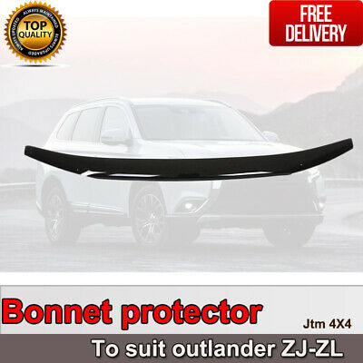 AU79.90 • Buy Bonnet Protector Guard To Suit Mitsubishi Outlander ZL ZK 2012-2020