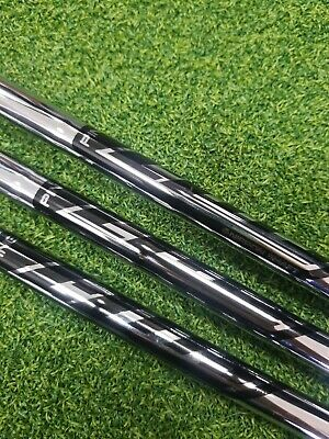 $59 • Buy Set Of 3 Ping Nippon ZZ 115 Glide Wedge Shafts Pulled From Gap, Sand, Lob Taper
