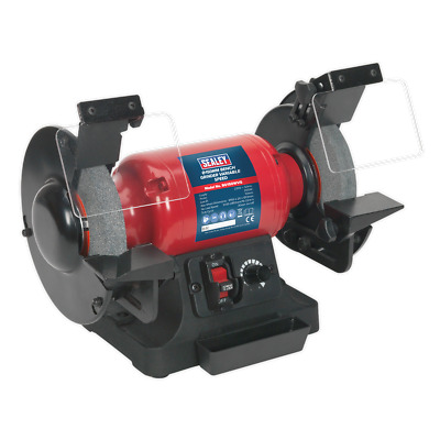 Sealey BG150WVS Bench Grinder Ø150mm Variable Speed • 120.64£