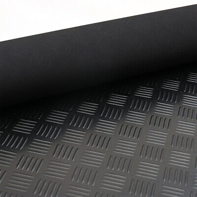 £25.95 • Buy Rubber Flooring Garage Sheeting Matting Rolls 1.2M And 1.5M Wide X 3MM THICK