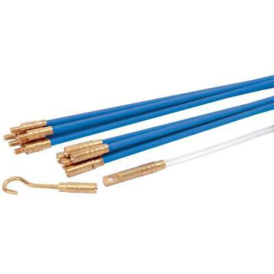 £15.57 • Buy Draper Tool Box Cable Access Kit Electricians Puller Rods Draw Push Pulling Wire