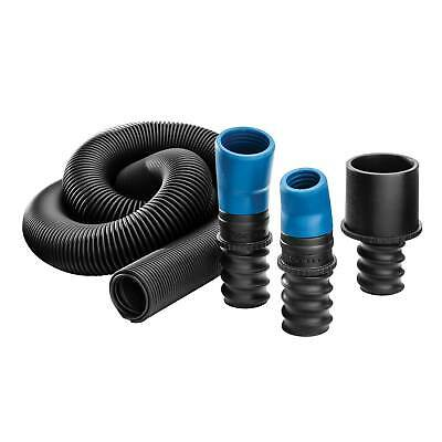Rockler Dust Collector Extraction System Hose Kit For Power Tools Sander Router • 38.39£