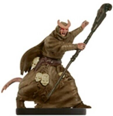 $ CDN44.47 • Buy D+D Miniatures 1x X1 Tiefling Necromancer Savage Encounters NM With Card