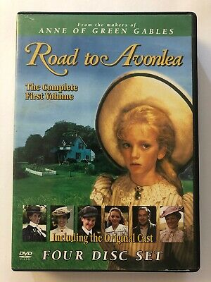 £24.84 • Buy Road To Avonlea: The Complete First Volume [4 Discs 600 Minutes] DVD