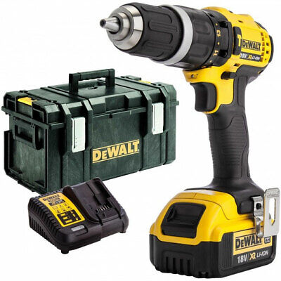 Dewalt DCD785N 18V XR 2-Speed Combi Drill With 1 X 4.0Ah Battery, Charger & Box • 191£
