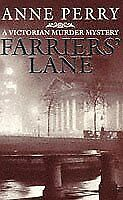 Farriers Lane (A Victorian Murder Mystery), Perry, Anne, Used; Good Book • 2.52£