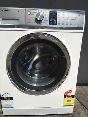 AU250 • Buy Fisher & Paykel 7.5kg Front Loader Washing Machine (WH7560P2)