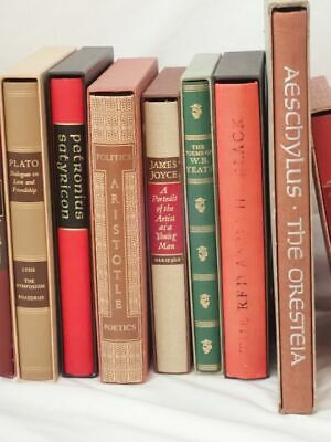 $73.64 • Buy Vintage Lot Of 11 HBSC Books HERITAGE PRESS NY & THE HERITAGE CLUB