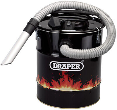Draper 22L 700W 230V Ash Vacuum Cleaner For Cleaning Fires Stoves And Barbecues • 86.48£