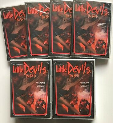 $ CDN50.99 • Buy Lot Of 10 X Little Devils: The Birth DVD 1993 Creature Horror Wholesale NTSC NEW