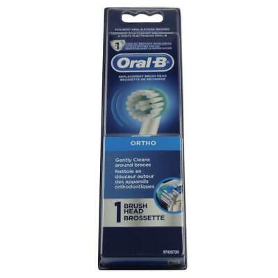 AU19.81 • Buy Oral-B Ortho Single Replacement Brush Head, 84852458