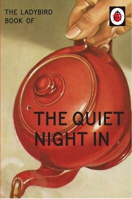 Ladybird For Grown-ups: The Ladybird Book Of The Quiet Night In By Jason • 2.48£