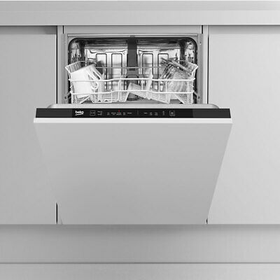 View Details Beko Integrated Dishwasher 600mm Full Size Touch Control DIN15Q10 • 200.00£