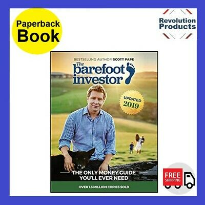 AU25.75 • Buy The Barefoot Investor The Only Money Guide Paperback Book By Scott Pape 2019