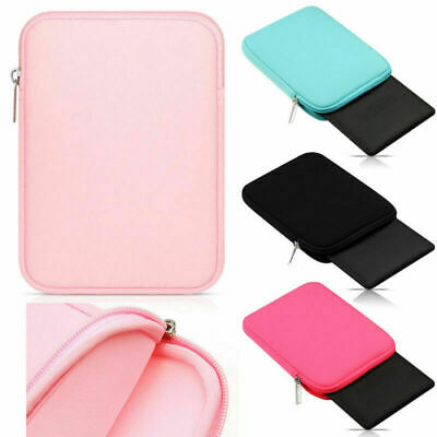 £4.09 • Buy Zipper Soft Sleeve Bag Case Cover Pouch For Amazon Kindle Fire 6  7  8  10  Inch