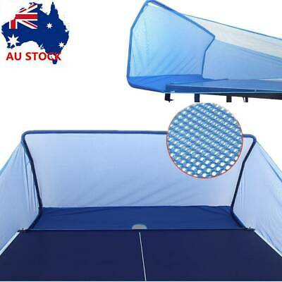 AU67.36 • Buy Table Tennis Ball Collecting Net Ping Pong Ball Catch Net Training Accessories