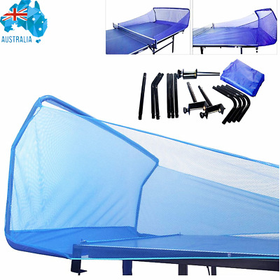AU54.29 • Buy Professional Table Tennis Catch Net Practice Ping Pong Ball Net Train Equipment