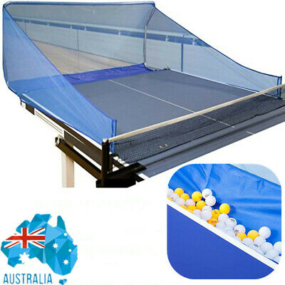 AU57.74 • Buy Professional Table Tennis Catch Net Practice Ping Pong Ball Net Train Equipment
