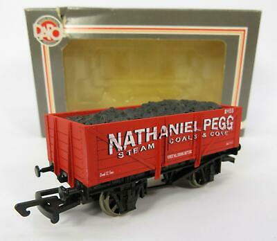 OO Gauge Dapol Nathaniel Pegg Steam Coal & Coke Limited Edition Wagon (L6) • 12.95£