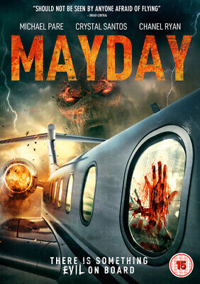 Mayday DVD (2020) Michael Paré, Cerchi (DIR) Cert 15 ***NEW*** Amazing Value • 9.22£
